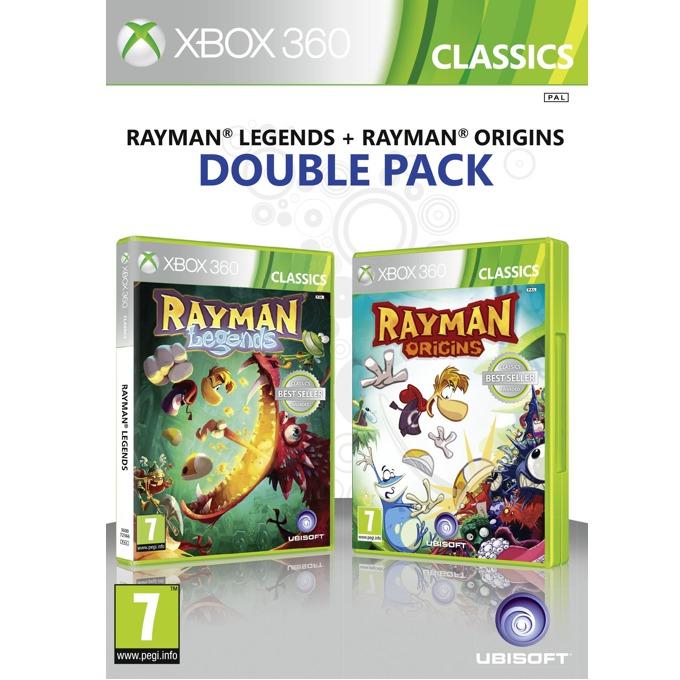 Игра за конзола Rayman: Origins and Legends, за Xbox 360 image