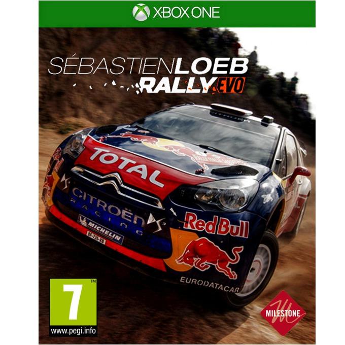 Игра за конзола Sebastien Loeb Rally EVO, за Xbox One image