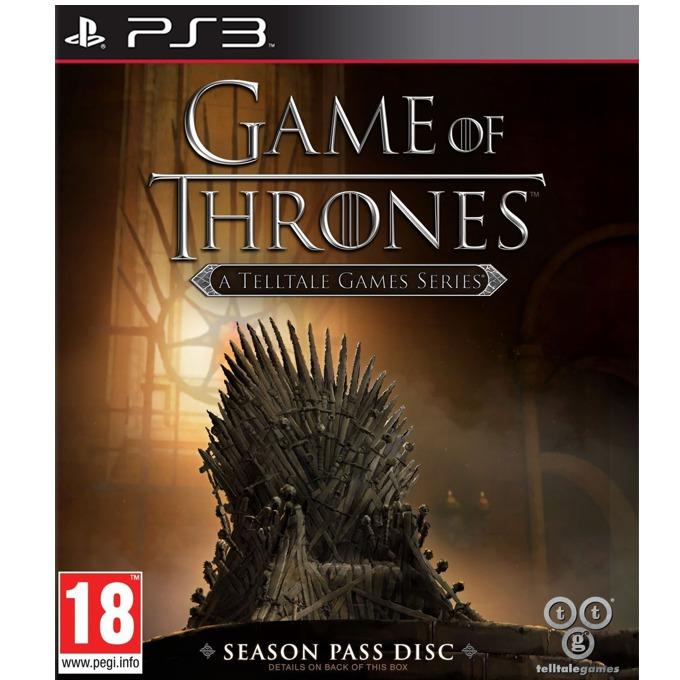 Игра за конзола Game of Thrones Season 1, за PS3 image