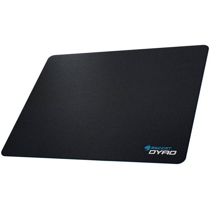 Подложка за мишка Roccat Dyad, гейминг, черна, 325 x 255 x 2.0mm image