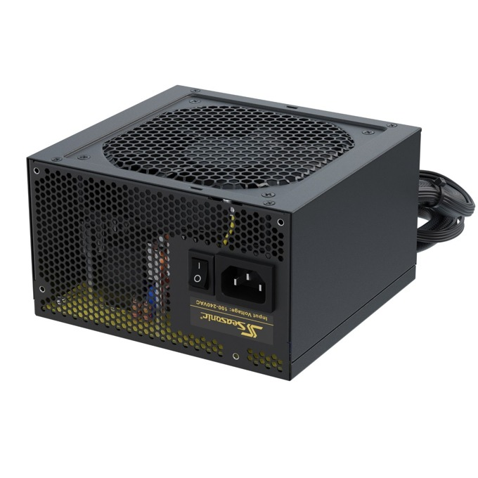 Захранване Seasonic SSR-500LC, 500W, Active PFC, 120mm вентилатор image