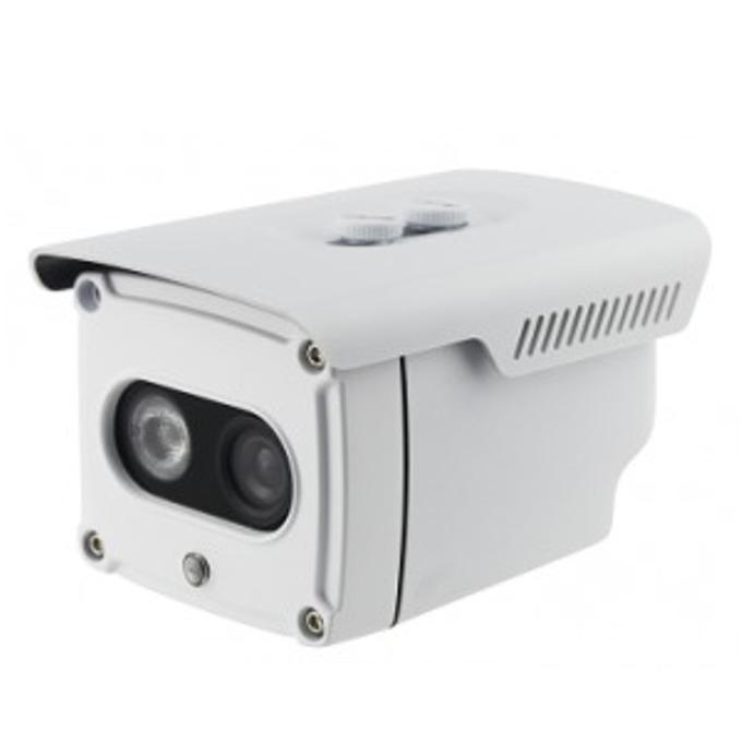 """TVI камера irLAN BOL-TVI1080F3.6SF20, насочена """"bullet"""" камера, 2.4MPix(1080p), 3.6mm обектив, IR осветеност (до 20 m), за външен монтаж image"""