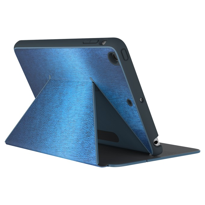 "Калъф тип ""бележник"" Speck DuraFolio LUXURY EDITION за iPad Mini 4, Син image"