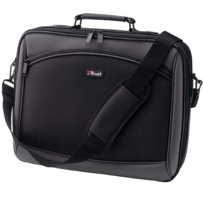 "Чанта за лаптоп Trust BG-3520P, 15.4""(39.12cm), черен image"