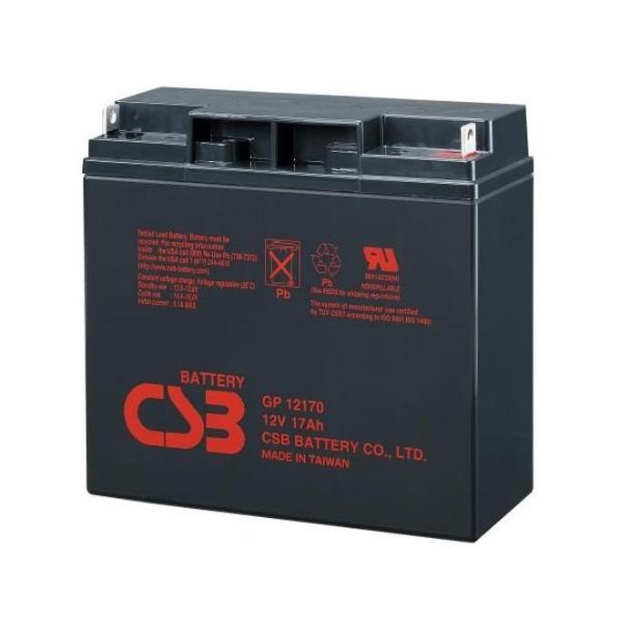 Акумулаторна батерия CSB, 12V, 17Ah