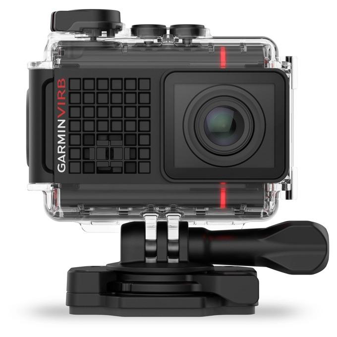 "Екшън камера Garmin VIRB Ultra 30, екшън камера, Ultra HD 4K(30FPS), 1.75"" (4.44 cm) сензорен дисплей, GPS, Bluetooth, Wi-Fi, SD слот за карта, HDMI, USB, микрофон, гласов контрол, с водоустойчив калъф image"