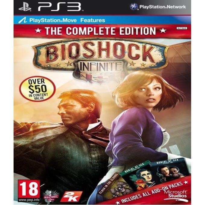 Игра за конзола BioShock Infinite: The Complete Edition, за PlayStation 3 image