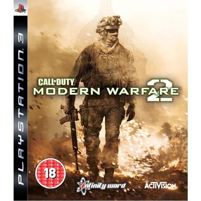 Игра за конзола Call of Duty: Modern Warfare 2, за PlayStation 3 image
