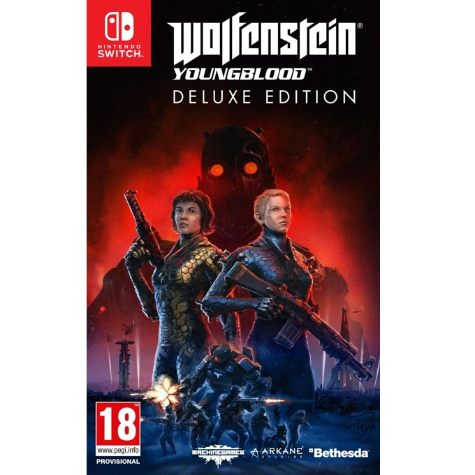 Wolfenstein: Youngblood Deluxe Edition, за Nintendo Switch image