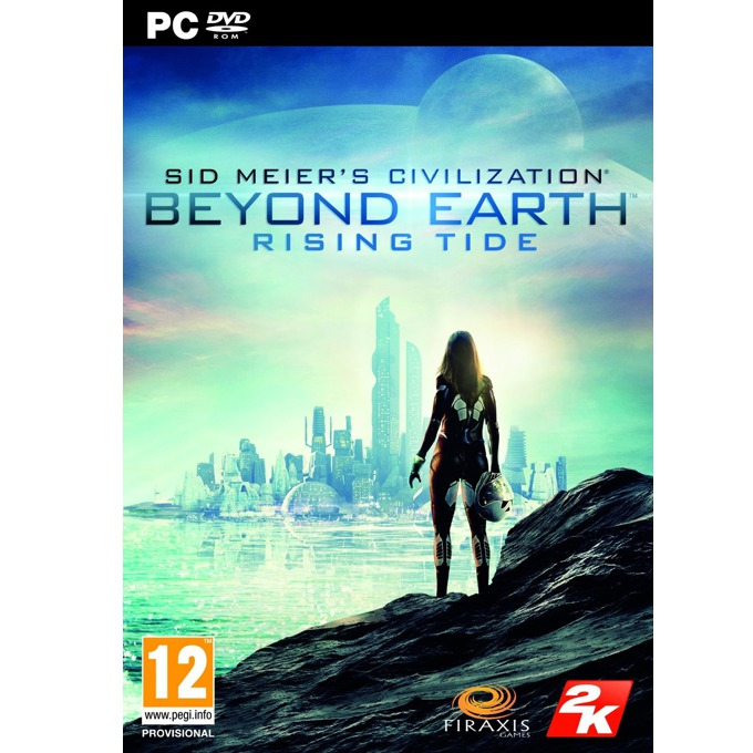 Игра Sid Meier's Civilization: Beyond Earth - Rising Tide, за PC image