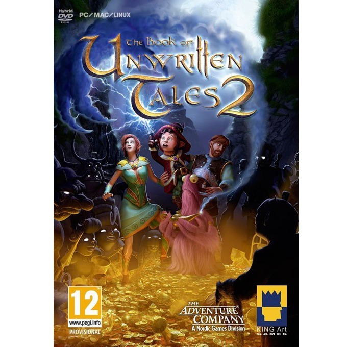 Игра The Book of Unwritten Tales 2, за PC image