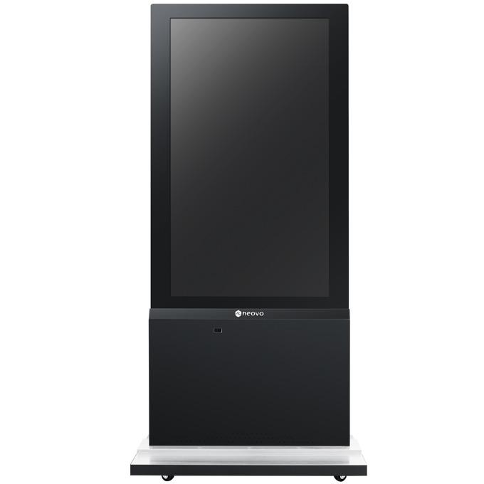"Публичен дисплей AG NEOVO DF55, 55""(139.7 cm), Full HD, HDMI, черен image"