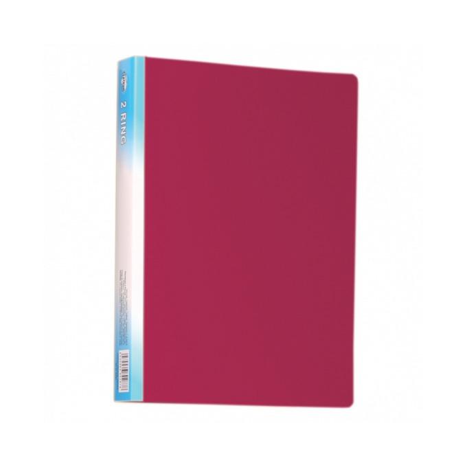 Папка Centrum, за документи с формат до A4, с два ринга, широчина 3см., червена image