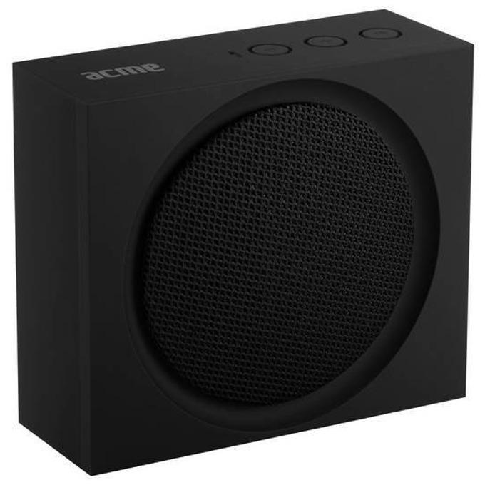 Тонколона ACME PS101, 1.0, 3W, 20Hz–20 000kHz честотен диапазон, Bluetooth, черна image