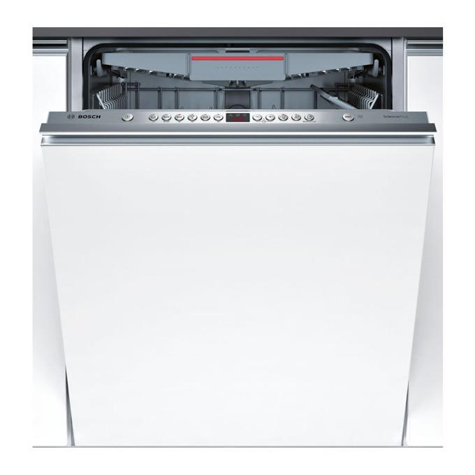 Съдомиялна за вграждане Bosch SMV 46 MX 01E, клас A++, 13 комплекта, 6 програми, 6 температури, бяла image