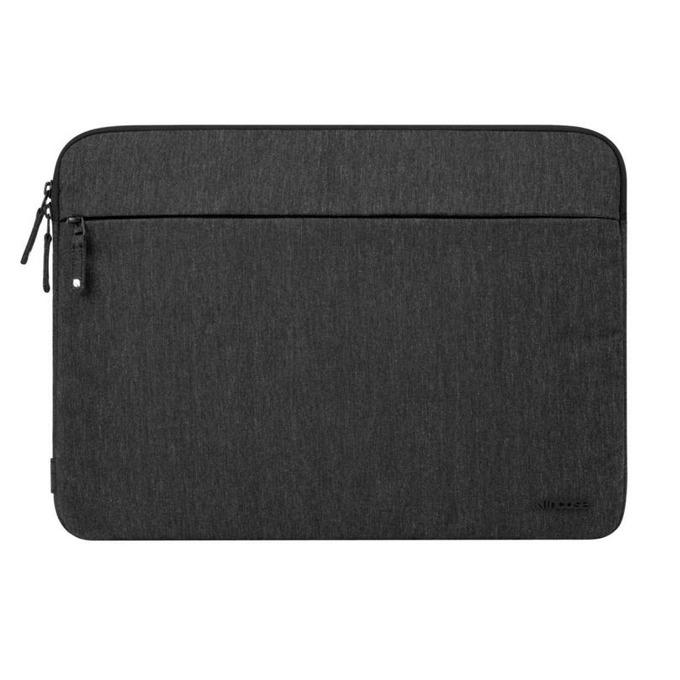 "Калъф Incase Lineage Premium Sleeve, платнен, за MacBook Pro 15/Retina 15 и всички лаптопи с големина до 15.4"", черен image"