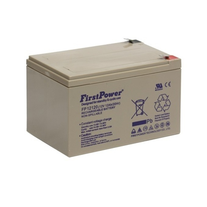 Акумулаторна батерия MHB MS12-12, 12V, 12Ah image