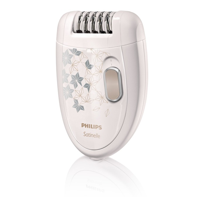 Eпилатор Philips Satinelle HP6423/00, Legs & body with shaving head image