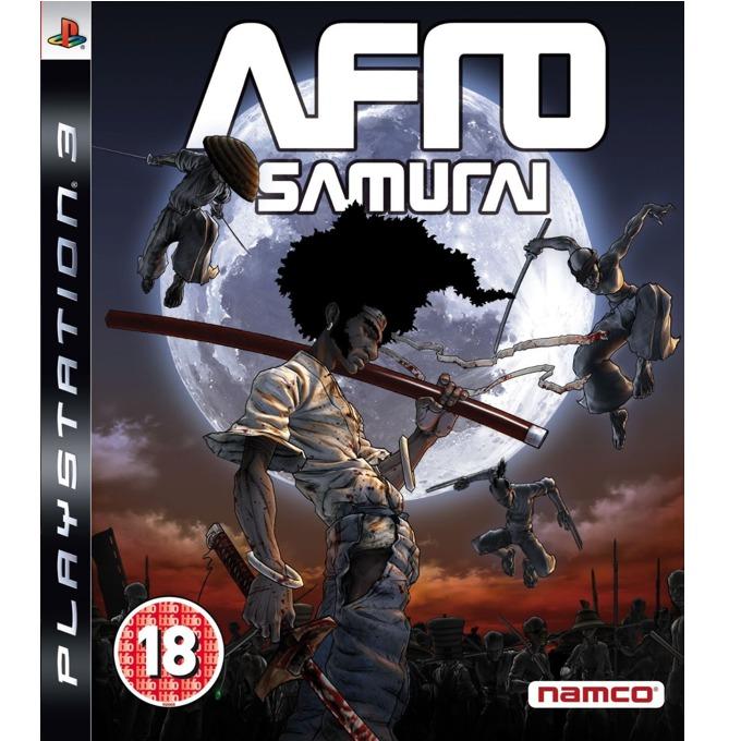 Игра за конзола Afro Samurai, за PS3 image