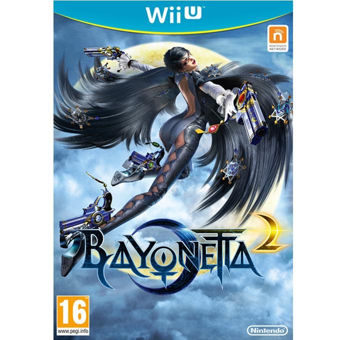 Bayonetta 2, Wii U image