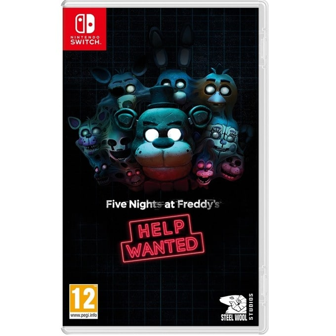 FNAF: Help Wanted Switch product