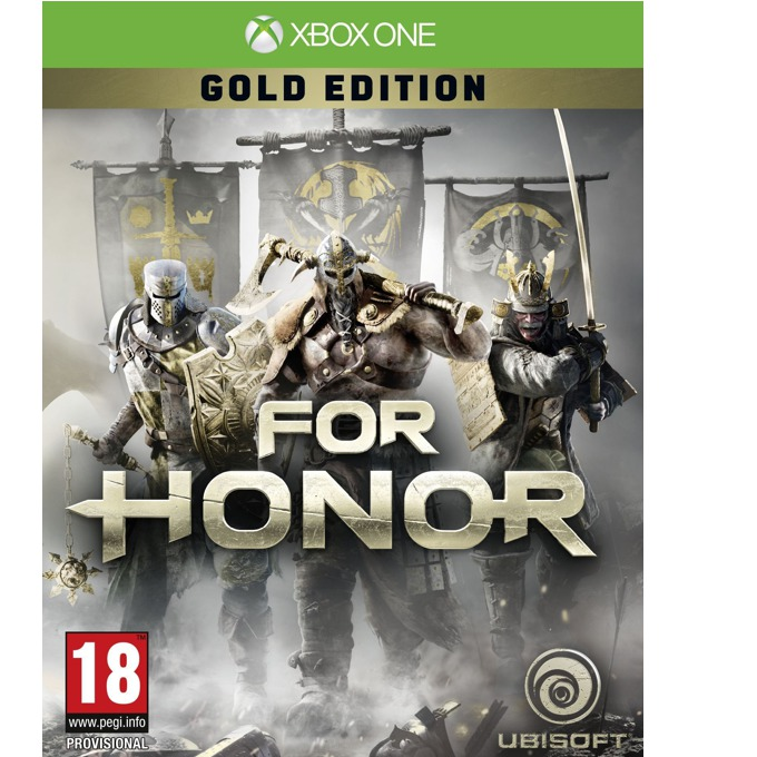 For Honor Gold Edition product
