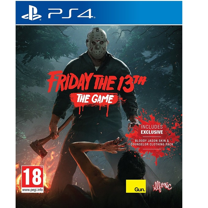 Friday the 13th: The Game/Movie product