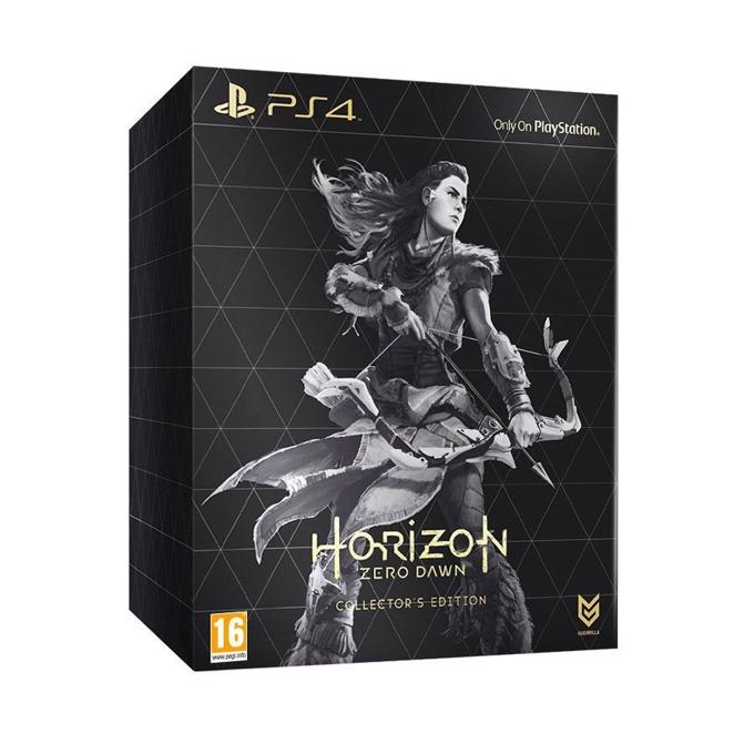 Horizon: Zero Dawn Collectors Edition product