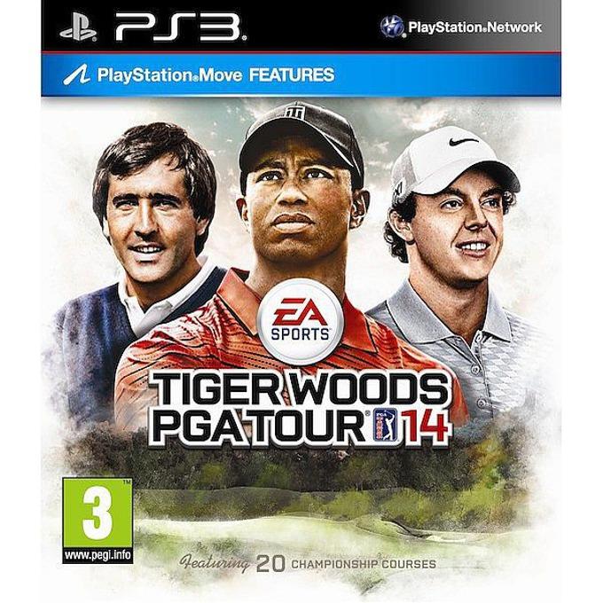 Игра за конзола Tiger Woods PGA Tour 14 - Move, за PlayStation 3 image