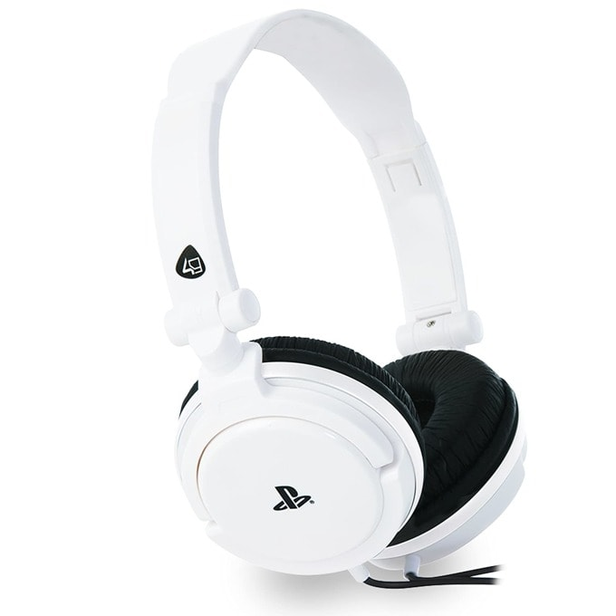 4Gamers PRO4-10 white product