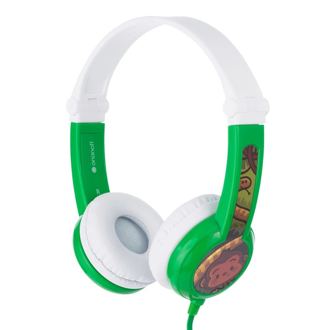 BuddyPhones CONNECT green BP-CO-GREEN-01-K product