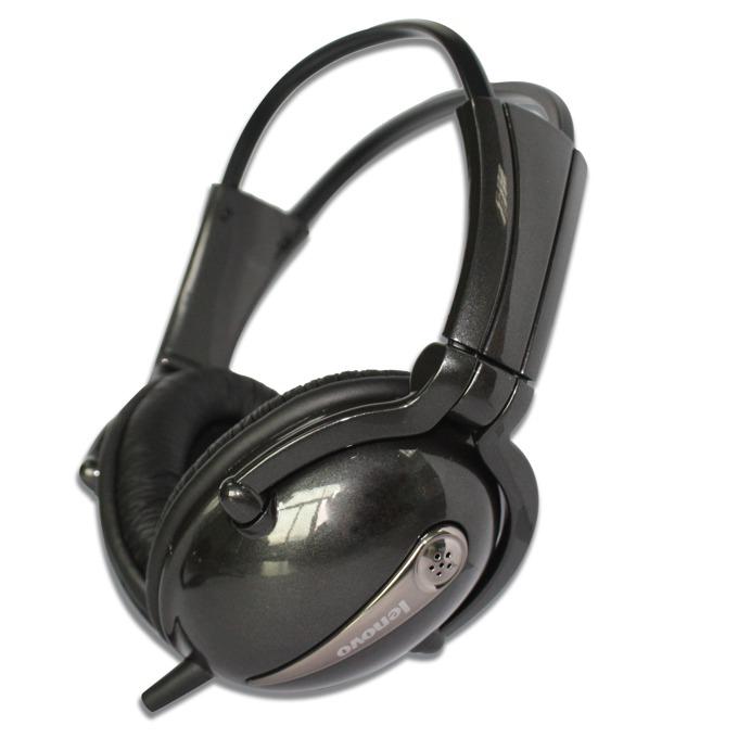 Слушалки Lenovo P723, черни image