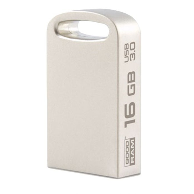 16GB USB Flash Drive, Goodram Point, USB 3.0, сребриста image