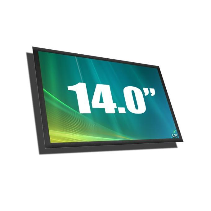"""Матрица за лаптоп LG LP140WD2-TLE2, 14."""" (35.56cm), WXGA++ 1600:900 pix, матова image"""