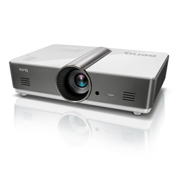 Проектор BenQ MH760, DLP, 3D Ready, DLP, Full HD (1920x1080), 3 000:1, 5000 lm, 1x HDMI, 1x VGA, 1xUSB A, 1xUSB Type Mini B, 1x RJ-45 image