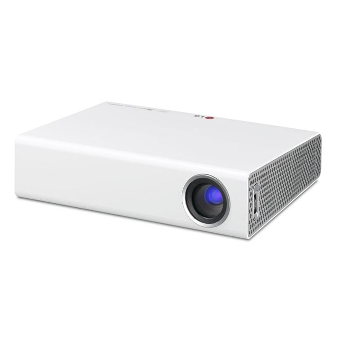 Проектор LG PA70G, DLP 3D Ready, WXGA (1280x800), 700 Lumens, 15 000:1, HDMI image