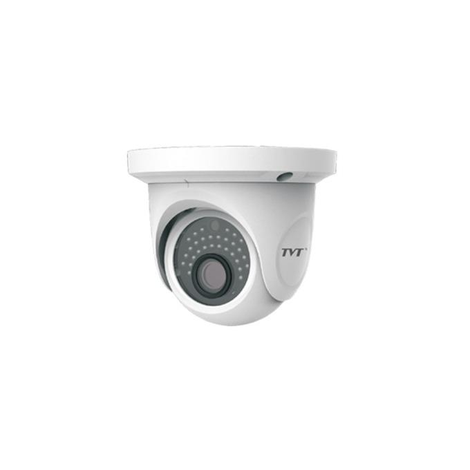 AHD камера TVT TD-7525ТM1(D/FZ/IR2), куполна, 2 Mpix (1920x1080@25FPS), 2.8-12mm обектив, IR осветеност (до 30 метра), външна, IP66 водоустойчивост image