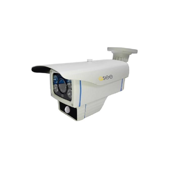 """AHD камера Q-See QH8220B, насочена """"bullet"""", 2 Mpix (1920x1080), 4mm обектив, IR осветеност (до 40 метра), външна, IP66 водоустойчивост image"""