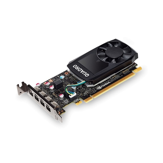 Видео карта Nvidia Quadro P620, 2GB, PNY, PCI-E, GDDR5 128 bit, 4x mDP image