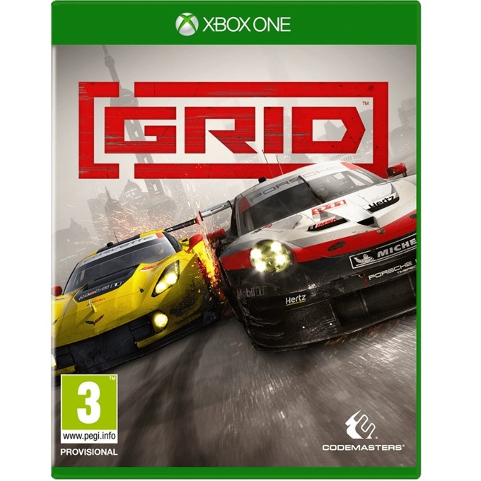 GRID Xbox One product