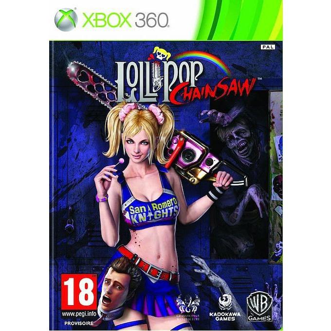 Игра за конзола Lollipop Chainsaw, за XBOX360 image