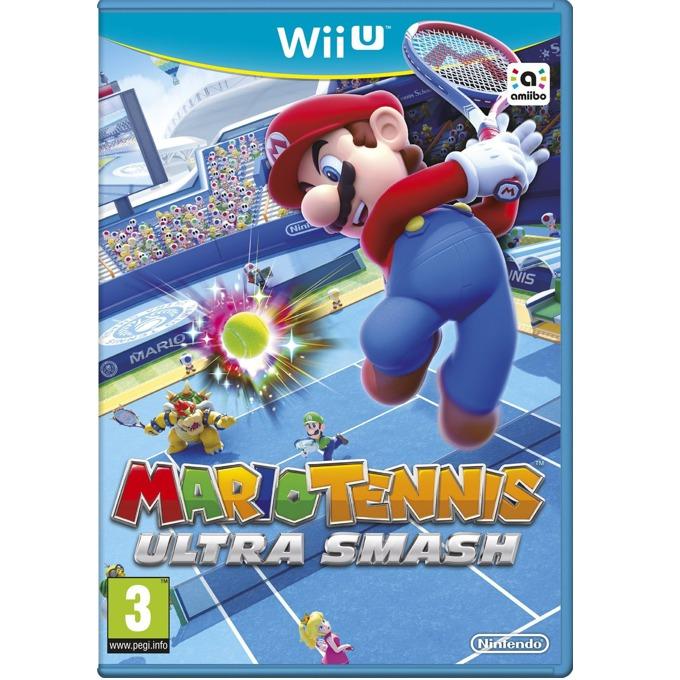 Игра за конзола Mario Tennis: Ultra Smash, за Wii U image