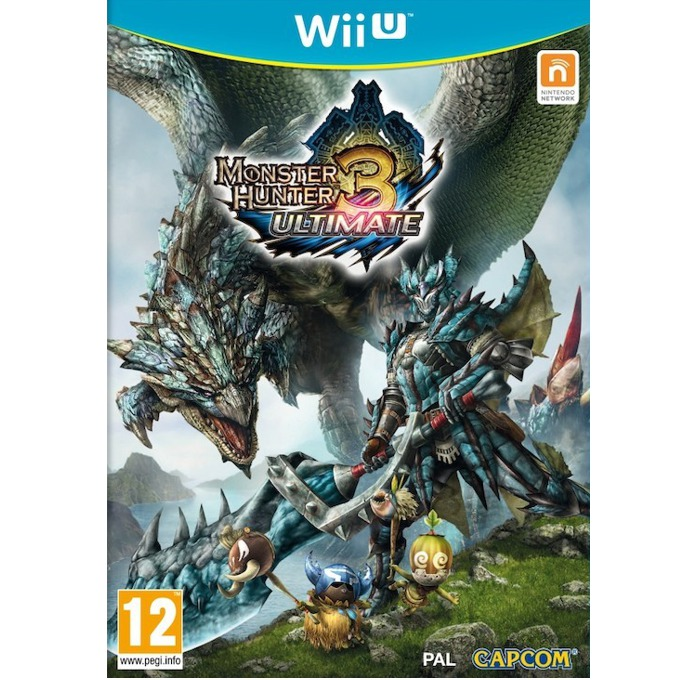 Monster Hunter 3: Ultimate, за Wii U image