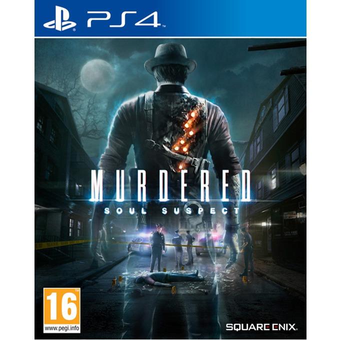 Игра за конзола Murdered: Soul Suspect, за PlayStation 4 image