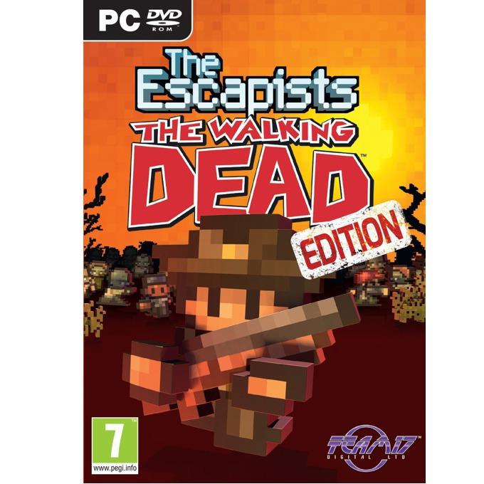 Игра The Escapists: The Walking Dead, за PC image