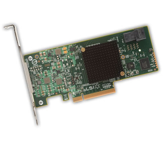 RAID Контролер PCI-E 3.0 x8, SLI MegaRAID SAS 9341-4i Sgl, SAS/SATA3, (RAID 0,1,5,10 and 50) image