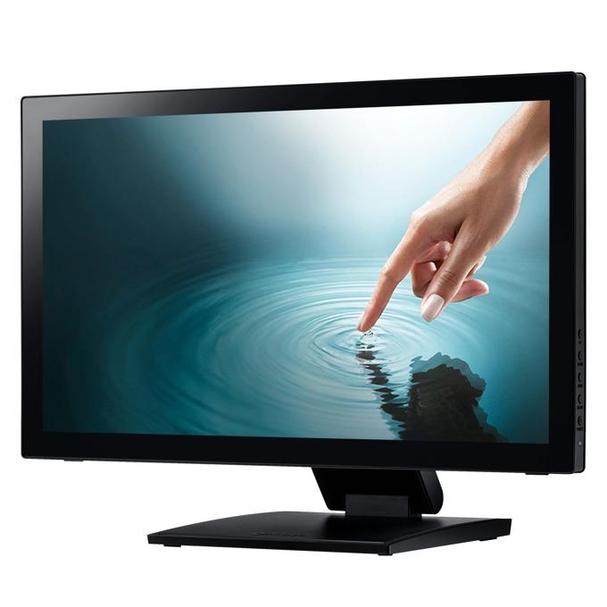"""Монитор AG NEOVO TM-23, 23""""(58.42 cm), IPS тъч панел, Full HD, 3ms, 1000:1, 250 cd/m2, VGA, HDMI, DisplayPort, USB, черен image"""