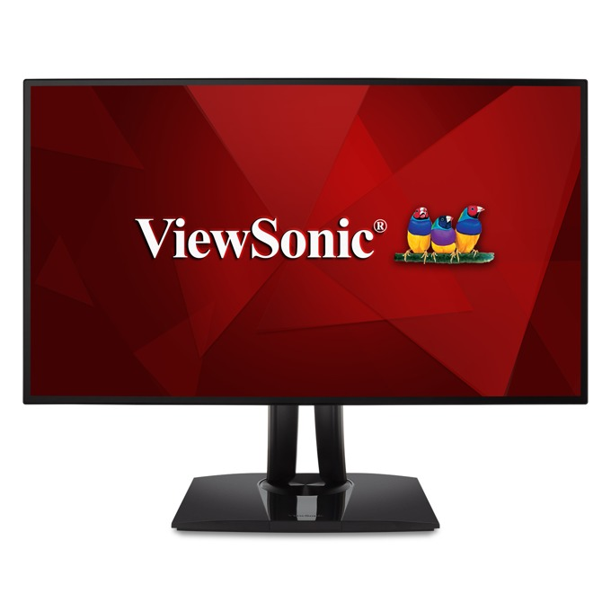 "Монитор ViewSonic VP2768-4K, 27"" (68.58 cm) IPS панел, Ultra HD, 7ms, 20000000:1, 350 cd/m2, DisplayPort, Mini-DisplayPort, HDMI image"