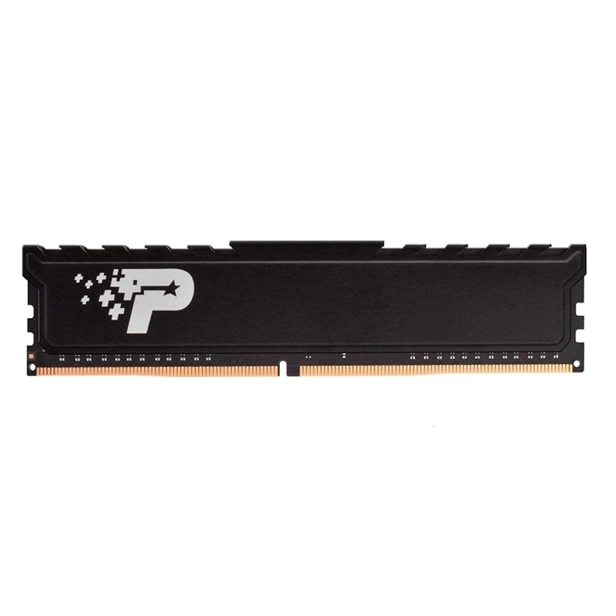 Памет 4GB DDR4, 2666MHz, Patriot Premium Signature PSP44G266681H1, 1.2V image