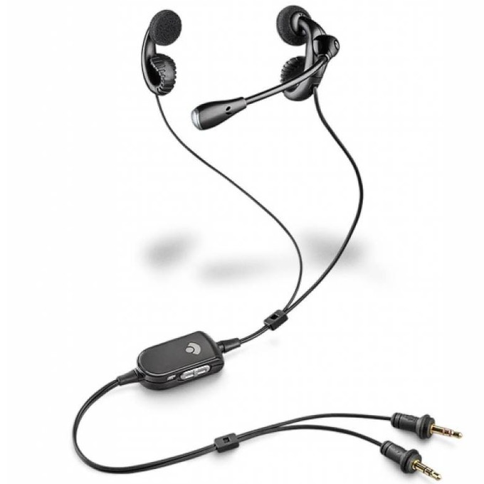 Слушалки Plantronics Audio 450, микрофон image
